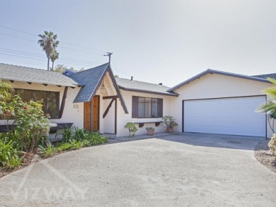 Charming Updated Goleta Home For Sale – 6275 Momouth Ave GOLETA, CA 93117